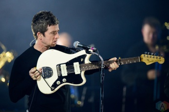 TORONTO, ON - FEBRUARY 20: Noel Gallagher performs at Sony Centr